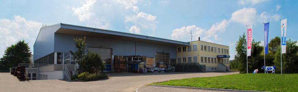 Firma Moser Stalleinrichtungen AG